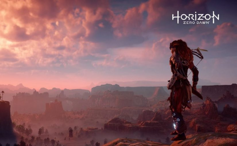 Horizon Zero Dawn 謎の場所